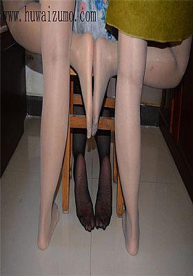 足模 恋足 三人脚对脚 丝袜大比拼 视频+图片417P